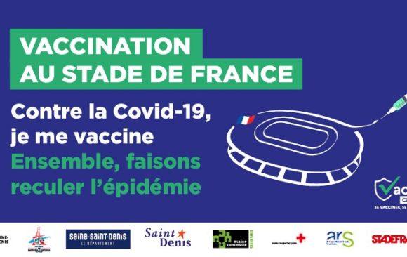 Le centre de vaccination du Stade de France ouvrira le 6 avril